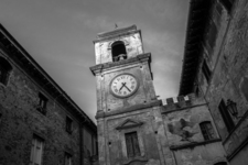 CLOCK TOWER-PALAIA-TUSCANY
