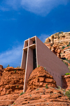 CHAPEL OF THE HOLY CROSS SEDONA,AZ