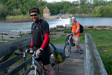 C&O CANAL BIKE TRAIL